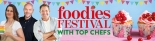Foodies Festival returns to Bristol this weekend 11-13th May