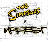 The Simpsons announced for Upfest 2018 in Bristol