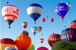 40 Special Shapes for 40 years of Bristol International Balloon Fiesta