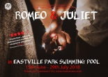 Romeo & Juliet in Eastville Park Swimming Pool from 18 to 29 July 2018