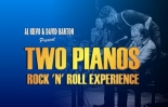 Two Pianos at The Redgrave Theatre in Bristol on Friday 20th July 2018