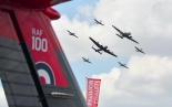 Air Tattoo Celebrates RAF Centenary in style
