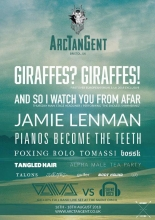 First Bands Announced for ArcTanGent 2018!