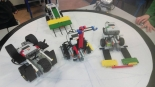 LEGO Robot Wars at St Annes Church Hall on Friday 10th August