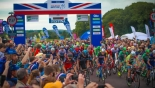 OVO Energy Tour of Britain Stage Three in Bristol on Tuesday 4th September 2018