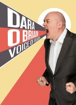 Dara O Briain at The Bristol Hippodrome on 28 & 29 September 2018