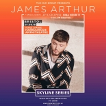 Last chance to grab tickets to see James Arthur at Bristol Skyline Series 2018!