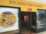 University Students take over pop up shop at The Galleries in Bristol