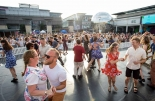 Bristol's Millennium Square set to host huge Busking & Silent Disco event this Saturday 29th September