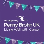 Read Portishead resident Peter Jones' story ahead of this year's Stomp for Penny Brohn UK