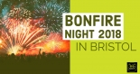 Bonfire Night in Bristol 2018