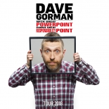 Dave Gorman at The Bristol Hippodrome on Tuesday 5th February 2019