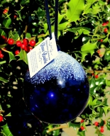 Bristol Blue Glass: Blow your own Christmas Baubles Christmas Open Day and Bristol Market