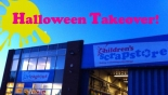 Get the kids down to Children's Scrapstore Bristol for a Halloween takeover this Tuesday and Wednesday!