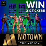 WIN 2 tickets to see Motown the Musical at the Bristol Hippodrome!