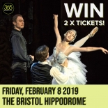 WIN 2 tickets to see the Russian State Ballet of Siberia: Giselle at The Bristol Hippodrome!