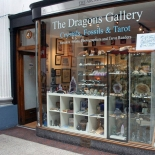 The Dragons Gallery in The Arcade Bristol