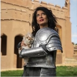 Shappi Khorsandi at Bristol Old Vic Sun 10th March 2019