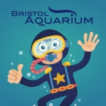 Aqua Tots at Bristol Aquarium on Monday 14th January 2019 and throughout January