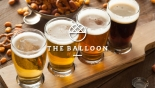 Beer Festival at Balloon Bar from Thursday 24th to Sunday 27th January 2019