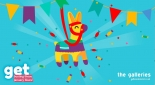 Bust those January Blues with Pinata Bashing At The Galleries Bristol Mon 21 Jan