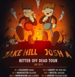 Jake Hill and Josh A at The Louisiana on Wednesday 23rd January