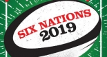 Watch the 2019 Six Nations action unfold at the Prince Street Social!