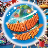 Funderworld Theme Park at Durdham Down from Friday 5th until Sunday 28th April 2019