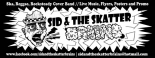 Sid and the Skatterbrains to play free show at The Cider Press this Saturday 13th April