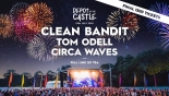 Clean Bandit and Tom Odell at Cardiff Castle this summer